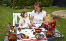 Народные игрушки – игра и развитие от предков