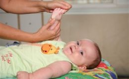 Как делать профилактический массаж грудничку? Мастер-класс
