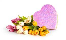 8 марта в «Зимней стране»: фестиваль цветов, тренинги и лекции