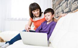 Дети и родители вместе в соцсети. Этикет общения