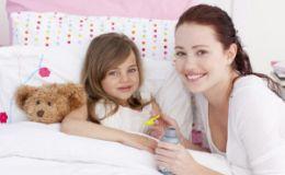 Шесть мифов о лечении простуды у детей