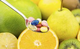 Какие витамины давать детям в период осенних холодов
