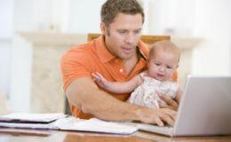 Как привлечь мужа к уходу за ребенком? 7 способов мотивировать молодого отца