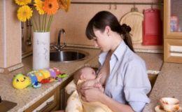 Правила питания кормящей мамы