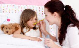 Как уберечь малыша от заражения, если в доме есть больные?