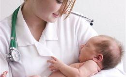 Первый уход за ребенком после рождения