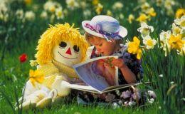 Весенние занятия с ребенком. Топ-15