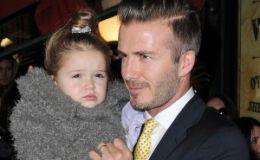 Дочь Дэвида Бекхэма растет настоящей папиной принцессой