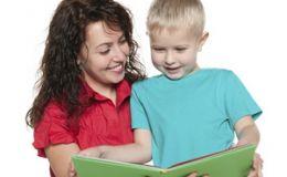 Как привить малышу любовь к чтению