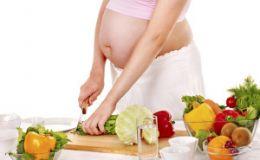 Правила питания для беременной