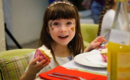 В Киеве состоялся GLOSSARY Kid's Fest в честь Дня Защиты Детей