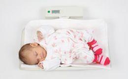 Набор веса грудничка: что должна знать каждая мама?