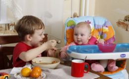 Как привить ребенку правильные пищевые привычки?