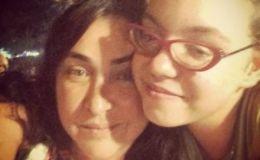 Лолита Милявская выложила фото дочери в соцсетях