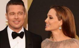Анджелина Джоли и Брэд Питт поженились!