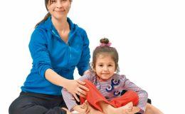 Вдохновляющее видео: как заниматься йогой, если у вас маленький ребенок
