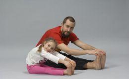 Подготовим кроху ко сну — комплекс детской йоги «Медвежонок и луна»