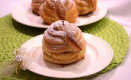Десерт «Золотые яблочки» от читательницы журнала