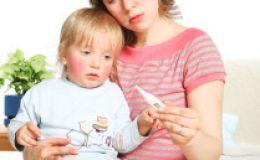 Судороги у ребенка при высокой температуре