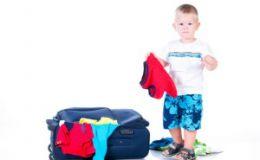 Правила путешествия с ребенком: важные нюансы