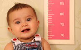 От чего зависит рост ребенка?