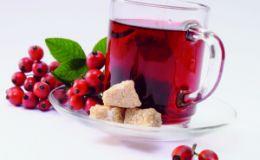 Чай из шиповника — средство от осенних простуд
