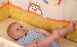 Кроватка для новорожденного: нюансы выбора
