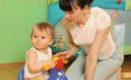 Как приучить малыша к горшку: 5 шагов