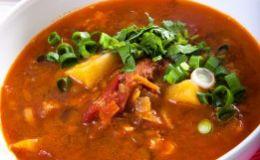 Чечевичный суп. Рецепт