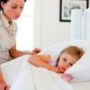 Рвота у ребенка: как оказать первую помощь?