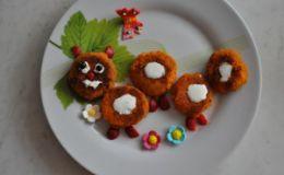Морковные котлетки и суфле из тыквы от нашей читальницы Куликовой Татьяны из г. Торез-6