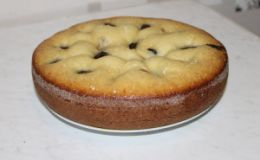 Сливовый пирог — рецепт от нашей читательницы Елены Породы из г. Кривой Рог