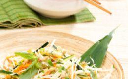 Легкий тайский салат. Рецепт
