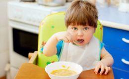 Что приготовить на завтрак двухлетнему малышу?