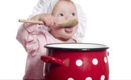Чем занять ребенка, если мама готовит?