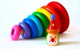 Игрушки для крохи. Мастер-класс для будущих родителей