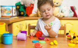 Как развивать сенсорику у ребенка?