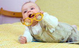 Развитие ребенка: четвертый месяц