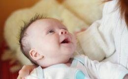 Развитие ребенка: второй месяц