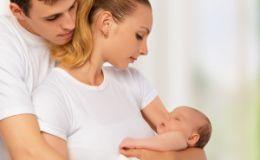 Как правильно держать младенца?
