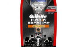 Лимитированная серия Gillette Fusion ProGlide — точность каждого движения