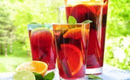 Соки с содержанием витамина С вредны для здоровья?