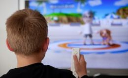 Видеоигры вызывают гиперактивность у детей