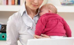 Мама выходит на работу: «мнение против»