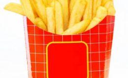 Почему подросткам нельзя питаться фастфудом?