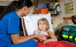 Ожог у ребенка: как оказать первую помощь?