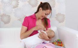 Диета кормящей мамы при коликах у малыша
