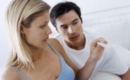 Попытки зачать ребенка приводят к проблемам в сексуальной жизни