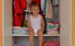 Стирка детских вещей — как это делать правильно