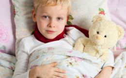 У ребенка часто высыпает герпес на губах  — как избавиться от напасти?